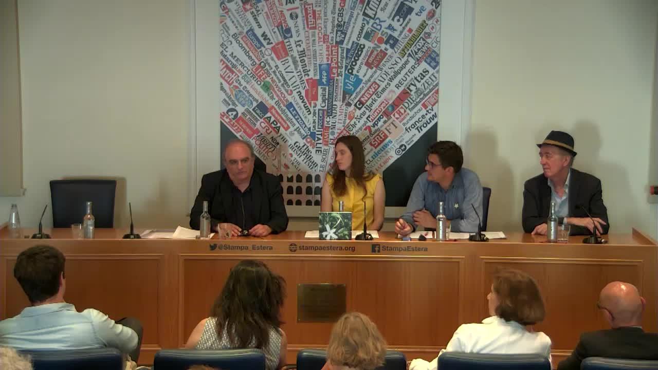 Presentazione XIV SOLE LUNA DOC FILM FESTIVAL