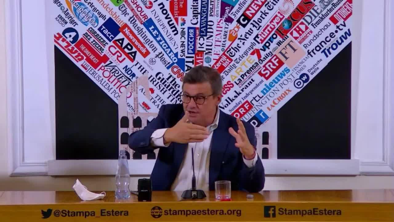 Incontri con i candidati a sindaco di Roma: Carlo Calenda