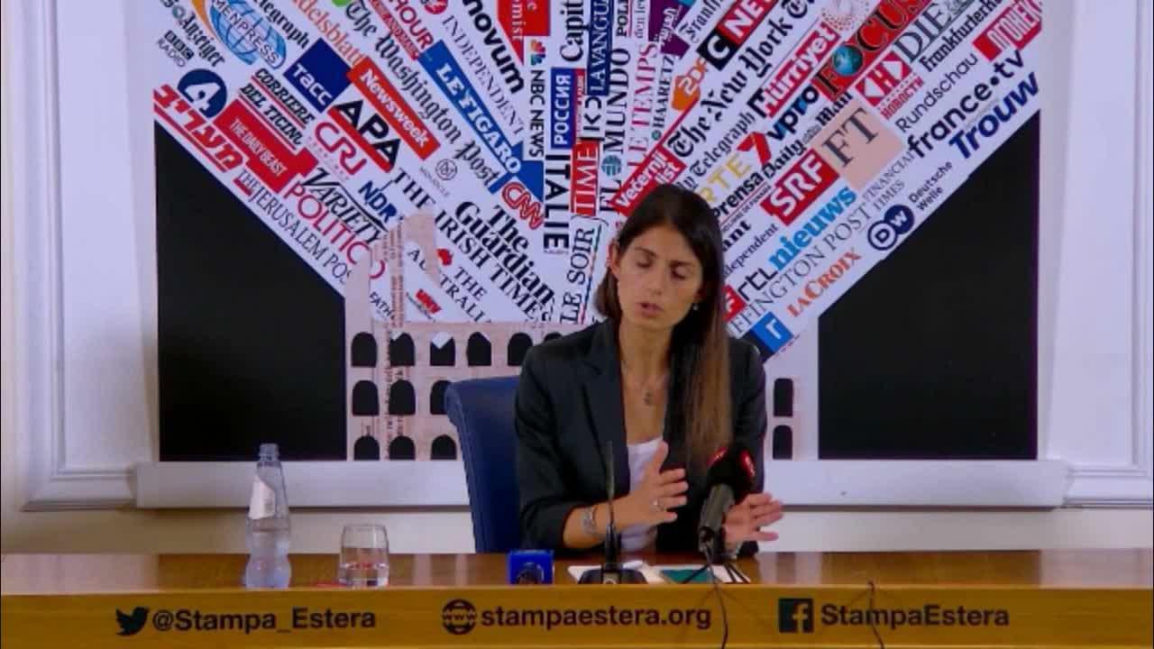 Incontri con i candidati sindaco a Roma: Virginia Raggi