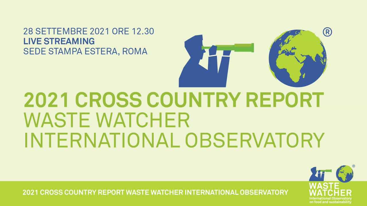 """Cross Country Report dedicato a """"Food & Waste around the World"""""""