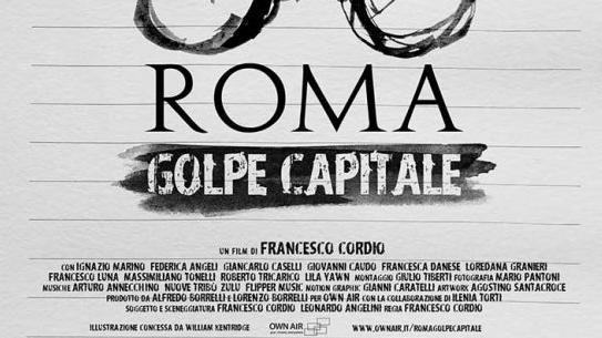 """Presentazione """"Roma Golpe Capitale"""" con Ignazio Marino"""